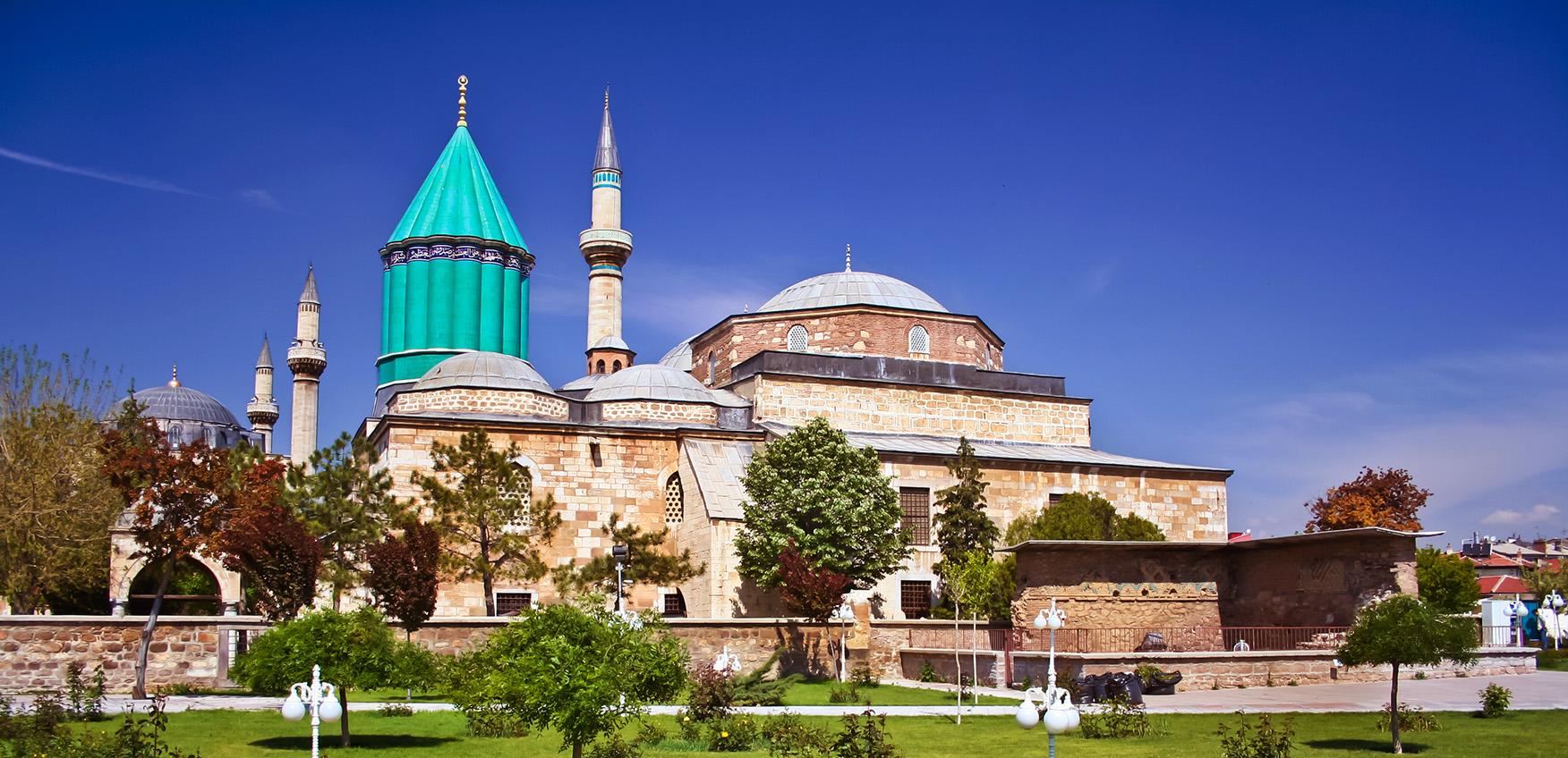 Konya'da İlim Hayatı ve Medreseler